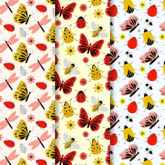 Bug pattern pack