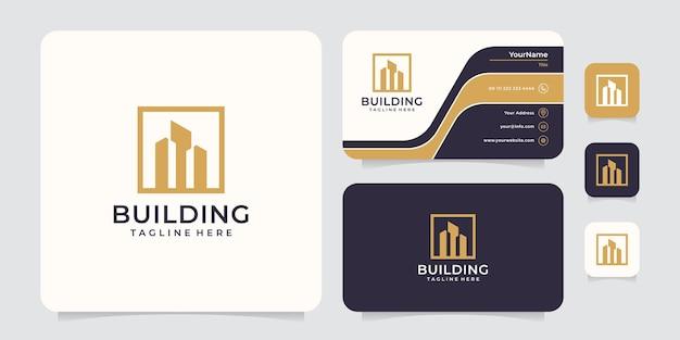 Создать логотип недвижимости