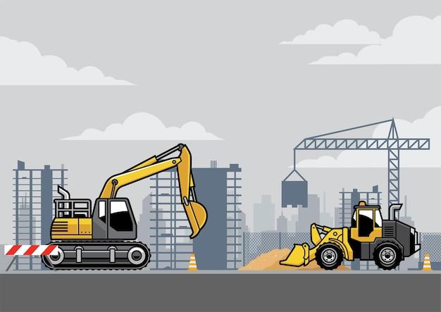 건물 건설