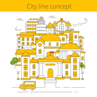 ビルディングラインコンセプト