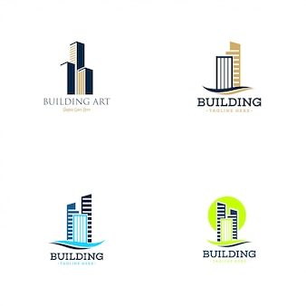 Building logo collection