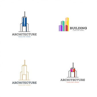 Building logo collection
