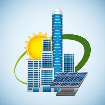 Солнечная окружающая среда