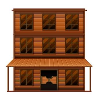 Building in western styles