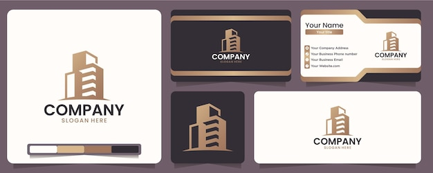 Buildings, building layouts, building beauties, for equipment and building companies, logo design inspiration