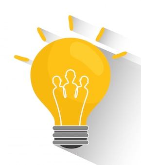 Bulb and big ideas