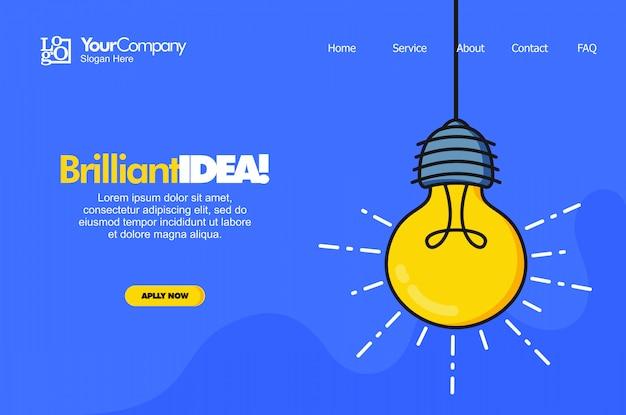 Bulb vector illustration