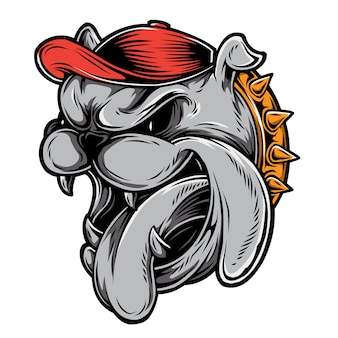 Bull dog caps