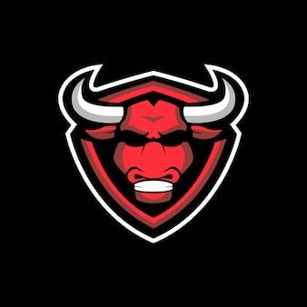 Bull esports 로고