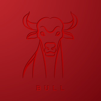 Иллюстрация bull