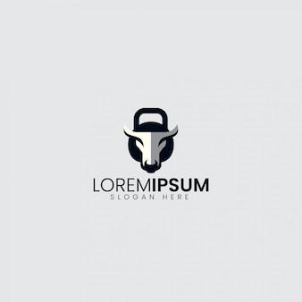 Bull logo sport