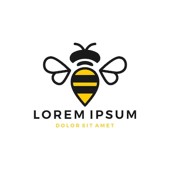 Логотип bumble bee