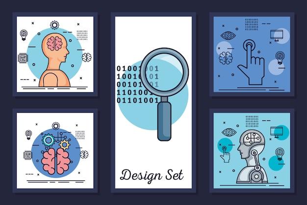 Связка конструкций интеллекта искусственного