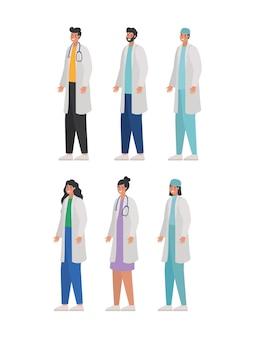 Связка врачей