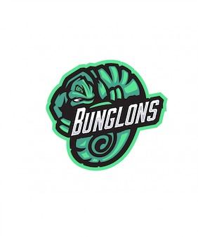 Bunglons sports logo