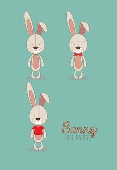 Bunnies design