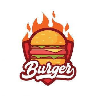 Логотип burger