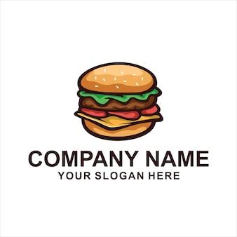 Бургер логотип
