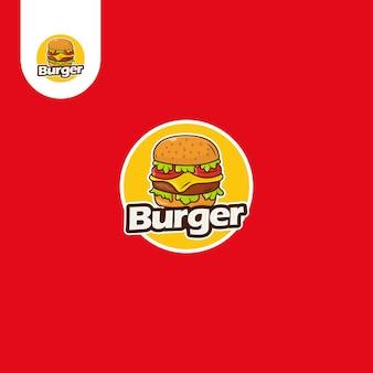 Логотип бургера