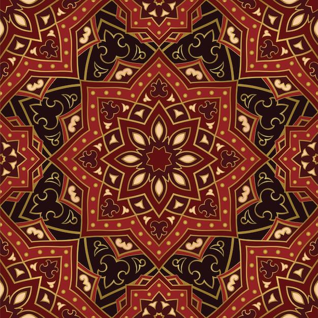 부르고뉴 추상 패턴입니다.