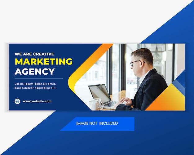 ビジネス&デジタルマーケティング販売ウェブバナーテンプレート。水平広告ウェブバナーテンプレート。ソーシャルメディアおよびウェブサイト広告用のマーケティングウェブヘッダーバナー