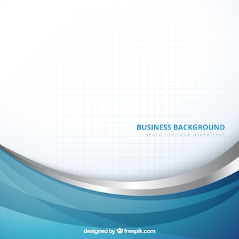 Business background in abstract style