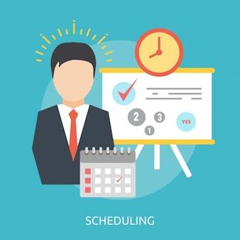 Business background design