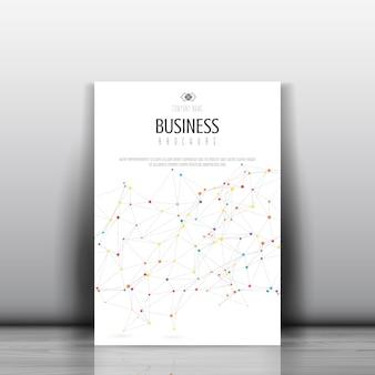 ビジネスパンフレットテンプレート