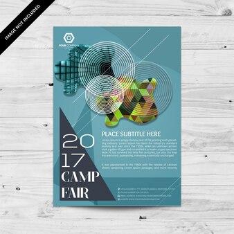 Modello di business brochure