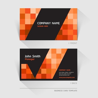 Business card abstract background.  .