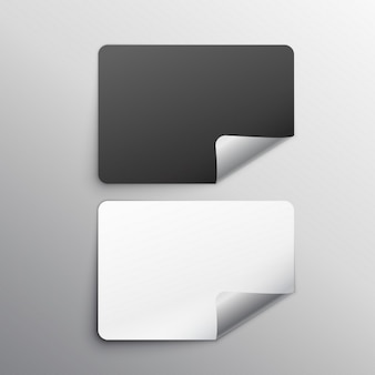 Business cards, mock up