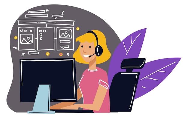 ビジネスコミュニケーションホットラインオペレーターサポート