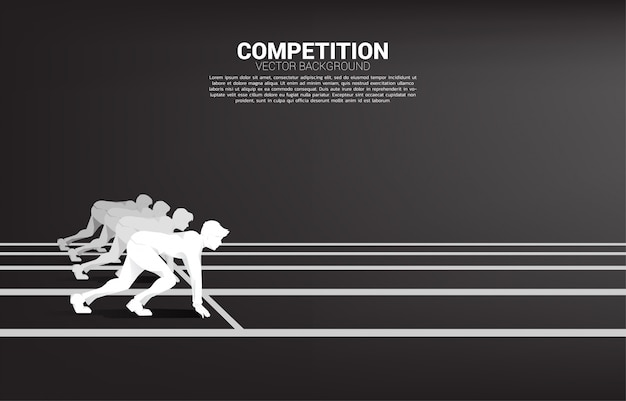 Business competition and challenge template