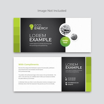 Business compliment card