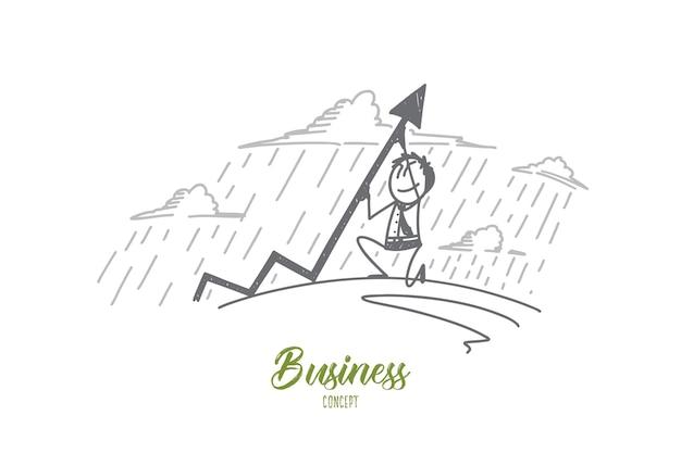 ビジネスコンセプトイラスト