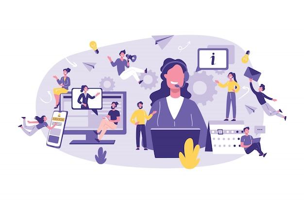 Business concept neuromarketing, brainstorm, data, information