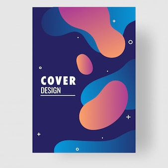 Business or corporate sector cover design
