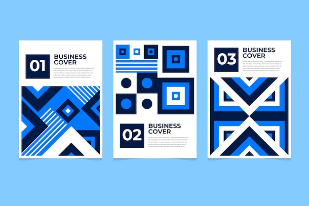 Business cover collection
