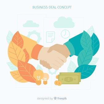 Бизнес концепции фон