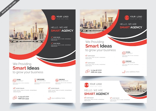 Business design template