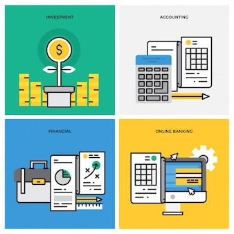 Business designs collection