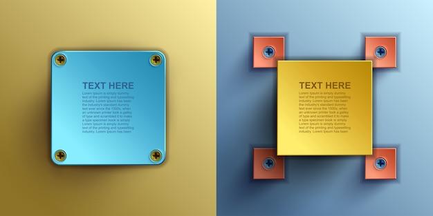 Деловая цифровая инфографика, веб-элемент, площадь с информационными секторами под