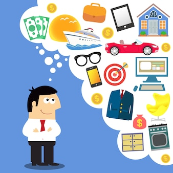 Бизнес мечты, будущее планирование