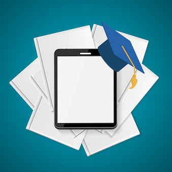 ビジネス教育コンセプト。トレンドとイノベーション。