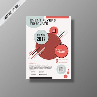 Дизайн флаеров для деловых мероприятий