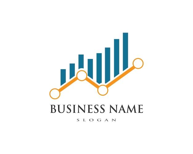사업 금융 전문 로고 템플릿