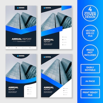 Business flyer template pack