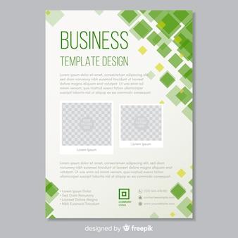 Шаблон бизнес-листа