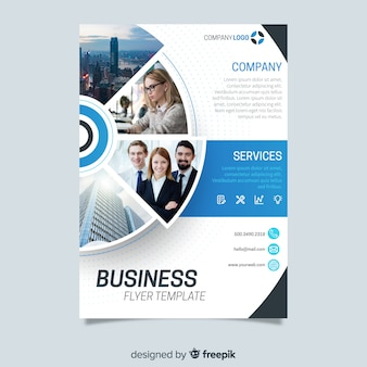 Advertising Flyer Template   Flyer Vectors Photos And Psd Files Free Download