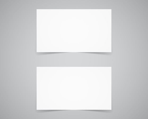Business identity kit paper edition